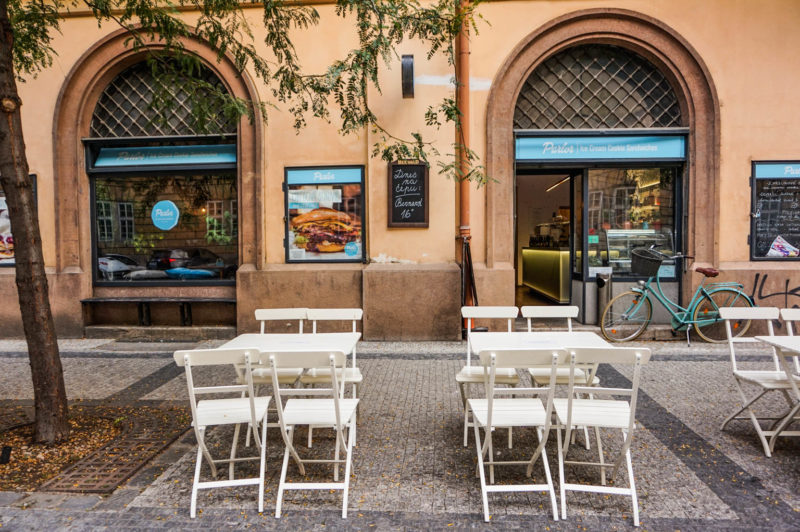 Parlor Cafe Prague