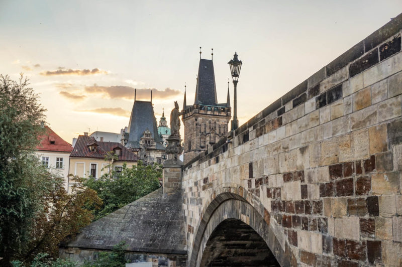 Charles Bridge - Kampa
