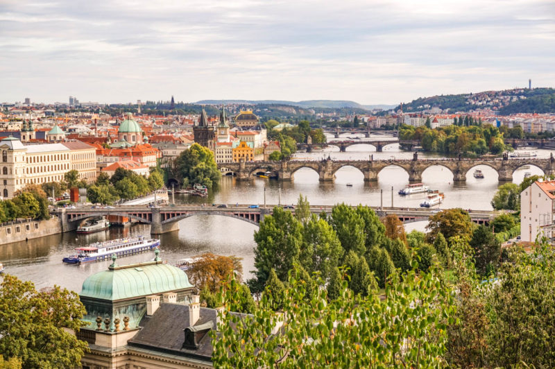 Letna Park: The Best Views of Prague - Czech by Jane
