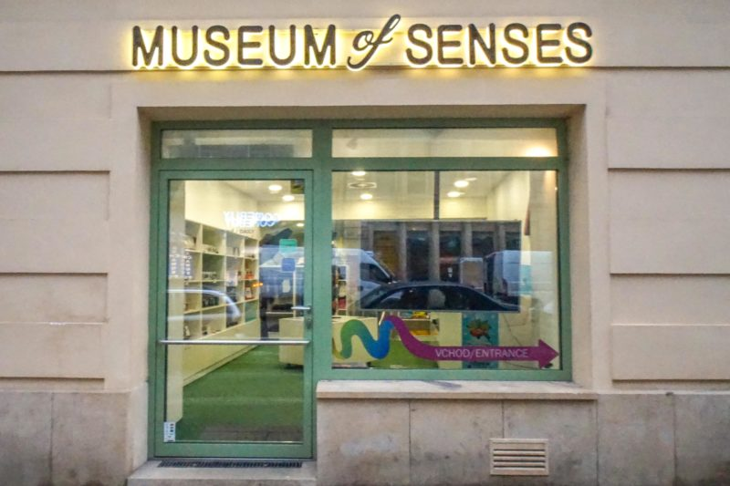 Museum of Senses Prague