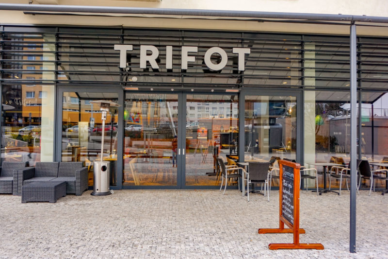 Trifot Restaurant, Czech Photo Centre