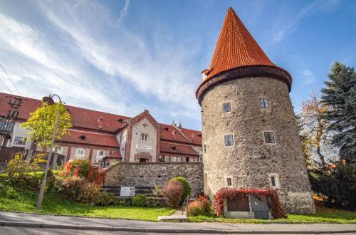 Krumlov Tower