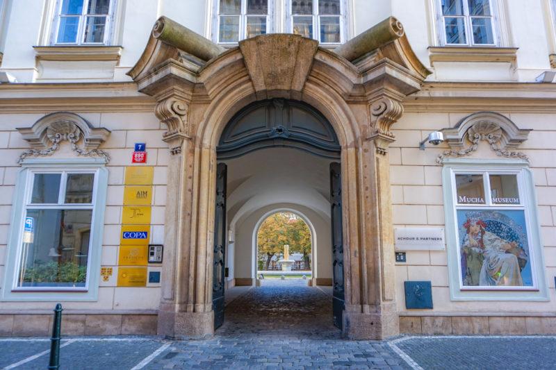 Mucha Museum