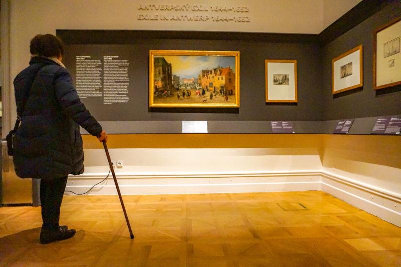 Palace Kinsky National Gallery
